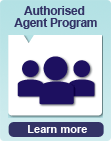 Authorized Agent Program