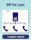 SIP for Lync