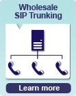Wholesale SIP Trunking